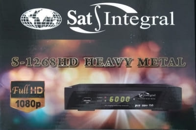 S-1268 HD HEAVY METAL