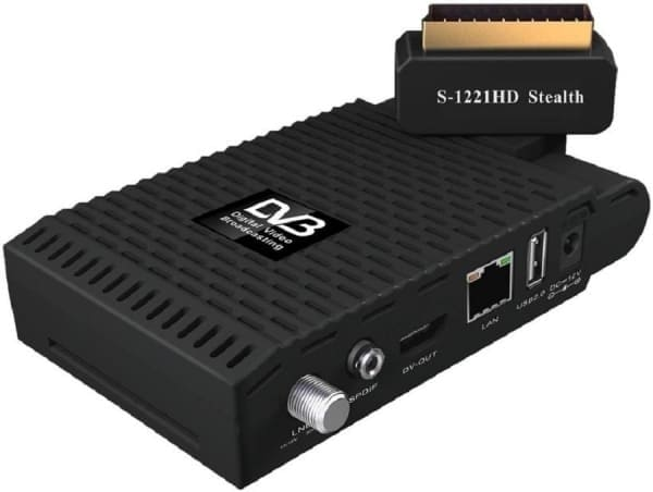 S-1221(1222) HD Stealth