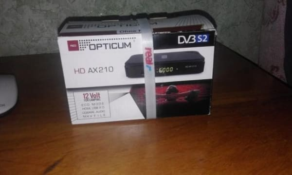 Opticum HD AX 210