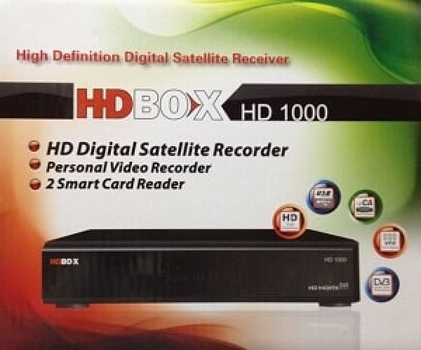 Star Track HD BOX 1000