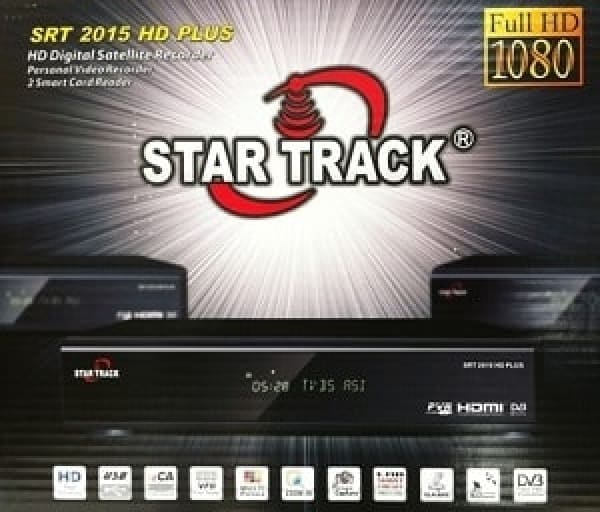 Star Track SRT 2015 HD PLUS