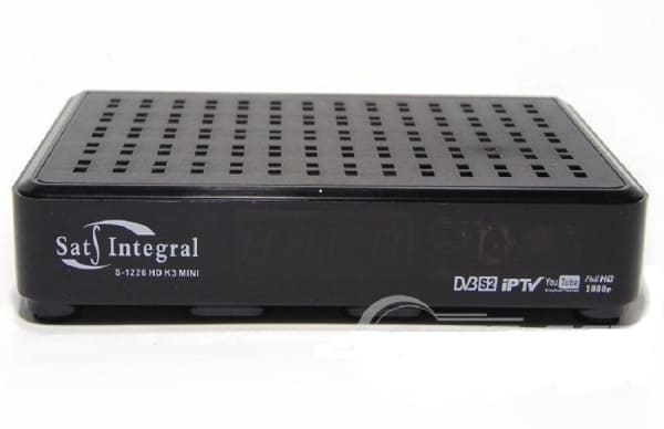 Sat-Integral S-1226 HD K3 Mini